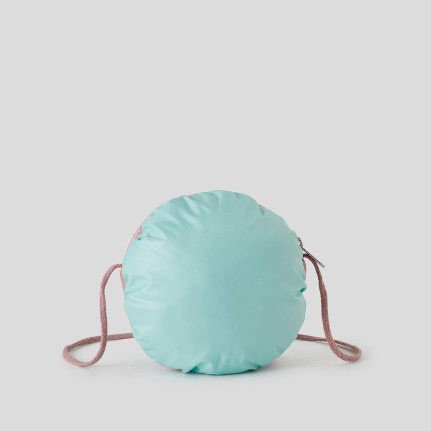 Macaron shoulder bag