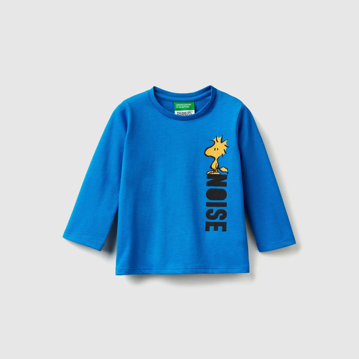"T-shirt with ""Peanuts"" print"