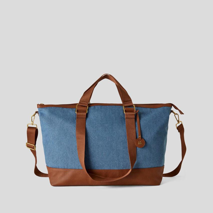 Maxi fabric bag