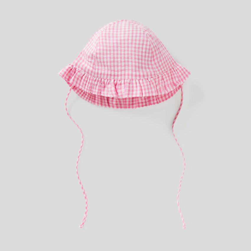 100% cotton hat
