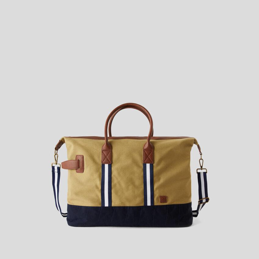 Fabric travel bag