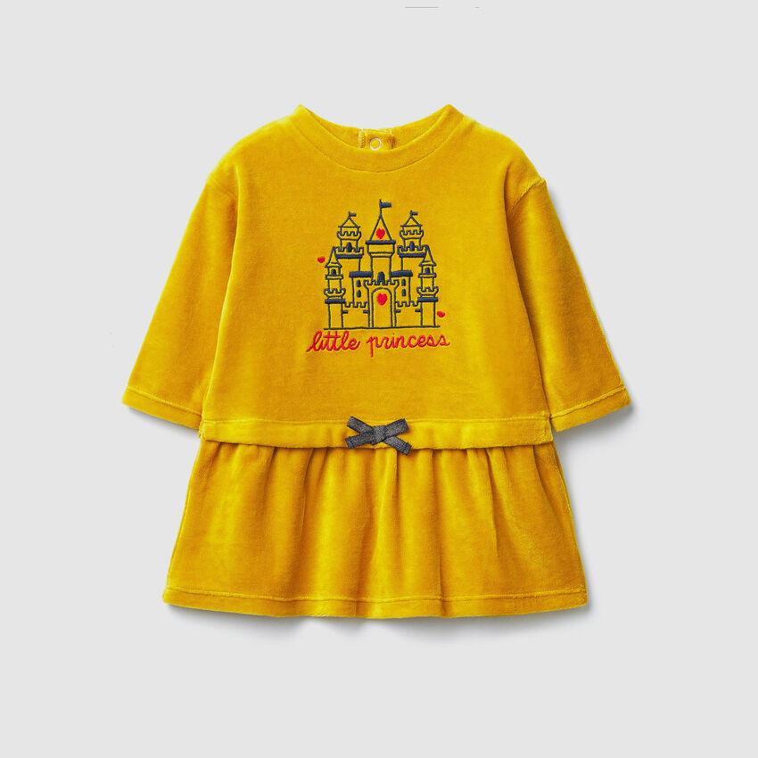 Chenille dress